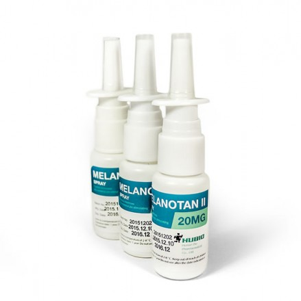 Melanotan spray